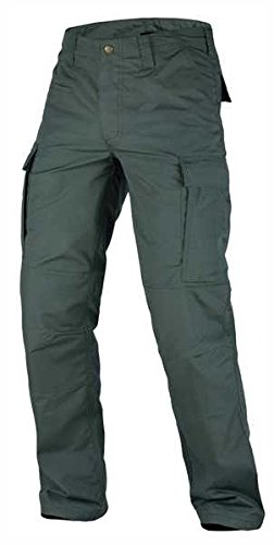 Pentagon - Pantalon - Straight Leg - Homme Noir Noir, Vert Olive, P52/Inch 41/34