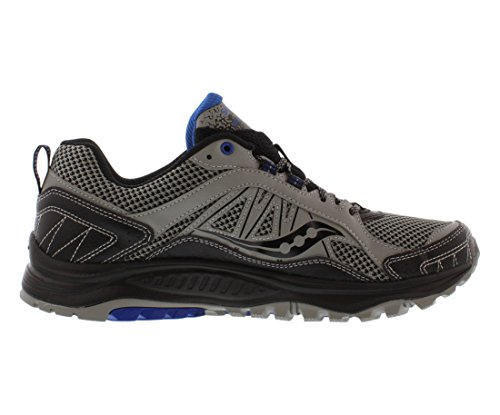SAUCONY GRID EXCURSION TR9 BLU SCURO NERO S25249-5 Gray