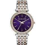 Michael Kors Women's Darci MK3353 Rose Gold Stainless-Steel Quartz Fashion Watch