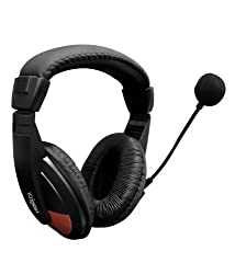 Frontech Jil-3422 Headset With Mic (Black)