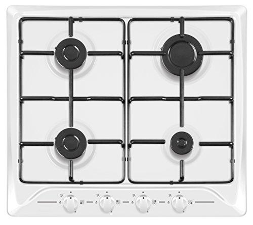 ᐅ Table de cuisson gaz blanc   les meilleurs de 2019 - Yaveo.fr dd29b653f7d7