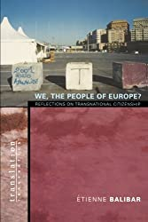 We, the People of Europe?: Reflections on Transnational Citizenship (Translation/Transnation)