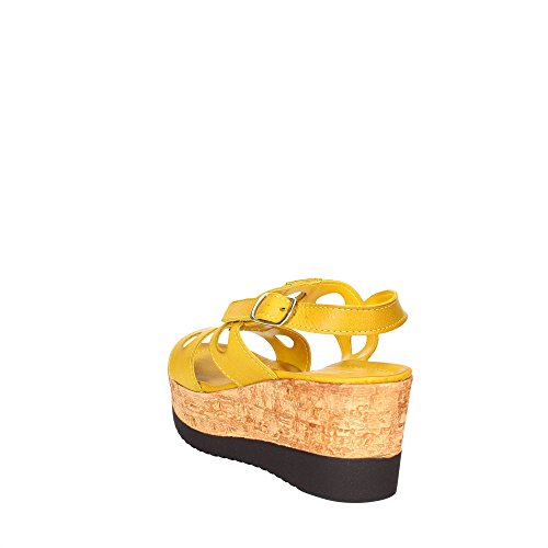 Cinzia Suave Iaf 2836-28t 003 Sandalia Mujer Amarilla