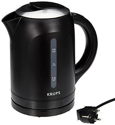 Krups BW 410831 Bouilloire Avec écran Noir 2400 W (Import Allemagne)