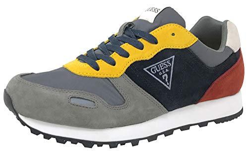 FMCHA4SUE12 Multi Color Guess GUESS FOOTWEAR MAIN Scarpe Uomo 42 f7912c5eb3d