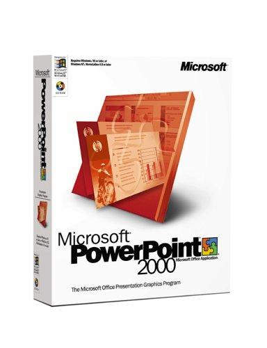 Microsoft Powerpoint 2000