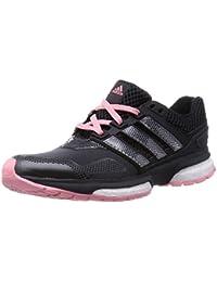 adidas Response Boost 2 Techfit W - Zapatillas de Running Para Mujer