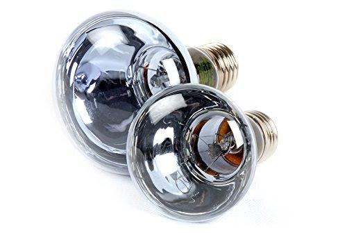 RepTech Neodymium basking lamps, Reptile basking spot lamp with UVA