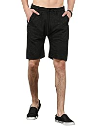 Skult By Shahid Kapoor Men's Blended Shorts - B076BT98ZS
