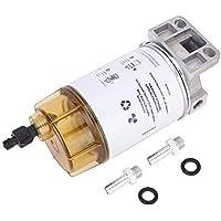Separador de agua y aceite, separador de agua y aceite de Ajuste de combustible para motor fuera de borda de motor para yate de barcos marinos