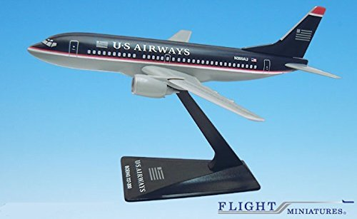 us-airways-97-05-737-300-airplane-miniature-model-plastic-snap-fit-1200-part-abo-73730h-019-by-fligh