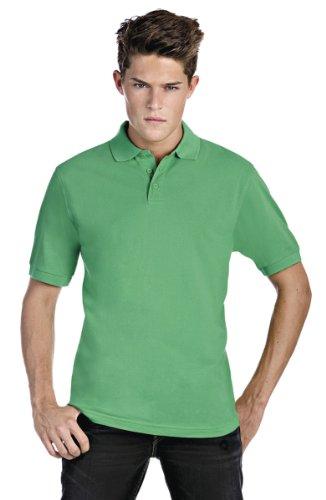 B & C Safran Men's Polo Shirt Grau - Ash