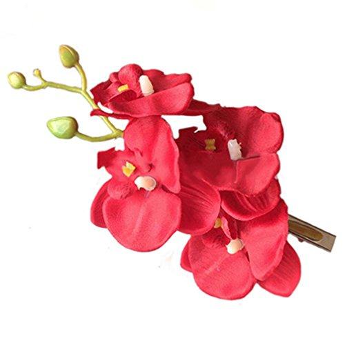 haresle-mujeres-nias-hawaiano-flores-para-el-pelo-hecha-a-mano-Orqudea-Flor-Hairpin