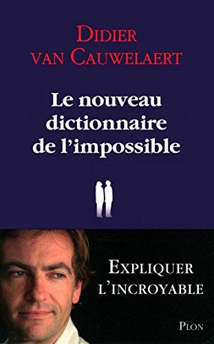 Le Nouveau Dictionnaire De L Impossible [Pdf/ePub] eBook