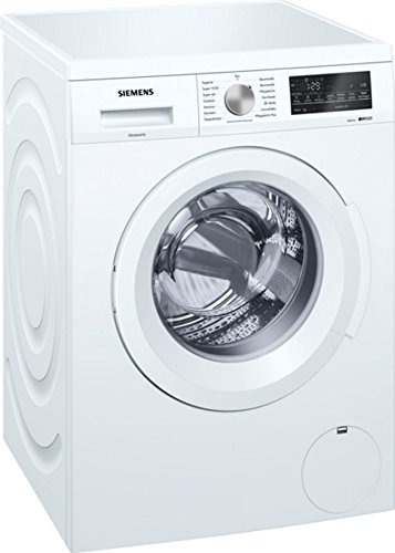 Siemens iQ500 WU14Q440 Waschmaschine / 8,00 kg / A+++ / 135 kWh / 1.400 U/min / Schnellwaschprogramm / Nachlegefunktion / Outdoor Programm /
