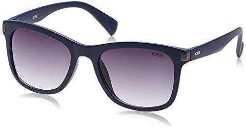 IDEE Gradient Square Men's Sunglasses - (IDS2089C6SG|52|Smoke Gradient lens) image