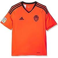 Adidas 3ª Equipación Valencia CF Camiseta, Niños, Naranja (Narsol), 13-14 años