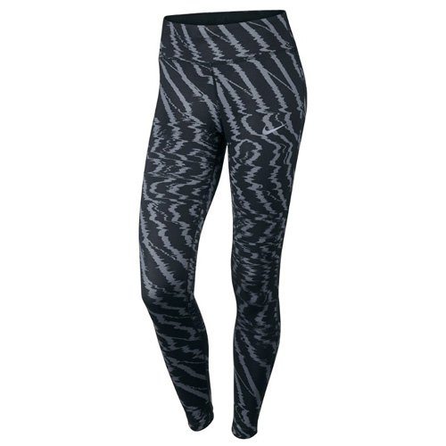 Nike Pwr Pr, Leggings Donna Black / Black