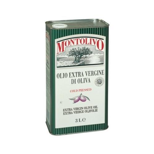 Montolivo Olivenl Extra Virgin 3l
