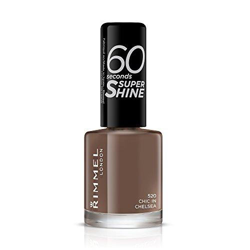 Rimmel London uñas maquillaje 60 segundos Super Nail