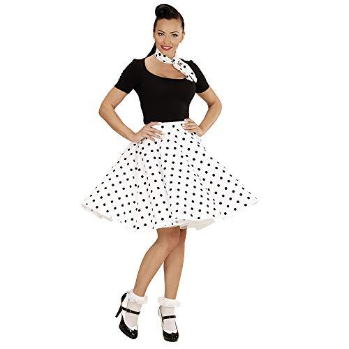 And Jungen Rock Für Roll Kostüm - Widmann - Kostümset 50s Lady, 2-tlg.
