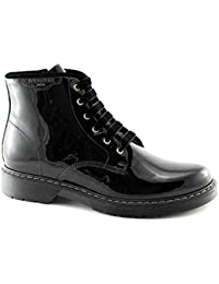 Lurchi 33-13772-25 Stina-tex - Zapatillas de Piel para niña, color gris, talla 30