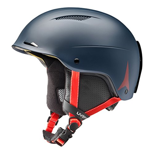 Atomic, Damen/Herren All Mountain Ski-Helm, Savor LF, Live Fit, Größe L, Kopfumfang 59-62 cm, Blau, AN5005406L