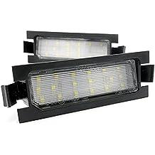 LED matrícula Plug & Play Module con Autorización