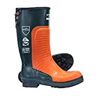 Skellerup Euro Forester Chainsaw Safety Boots Class 3 EN20345 EN17249 28m/s 6-13