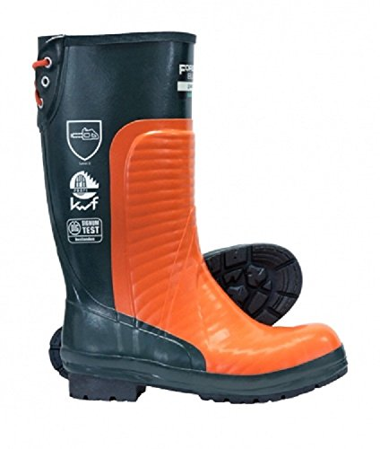 Skellerup Euro Forester Chainsaw Safety Boots Class 3 EN20345 EN17249 28m/s 6-13 (UK 11)