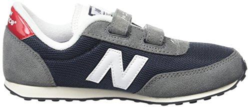New Balance Unisex-Kinder 410 Hohe Sneakers Mehrfarbig (Navy 410Navy 410)