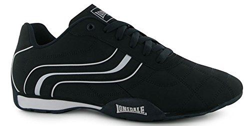 Lonsdale , Baskets mode pour homme Taille unique bleu marine/blanc