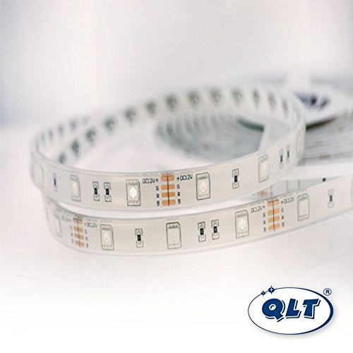Qlt Streifen Strip LED Professionelle RGB 14,4W 12V IP68Waterproof-1Meter 1m 12v Led Strip