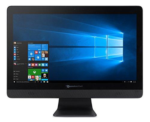 Acer - oTS3481 - Ordinateur de Bureau Tout-en-Un DE 19,5Pouces, HD+ (AMD E17010BE, 4Go RAM, 500Go HDD, AMD Graphics, Windows 10)- Noir