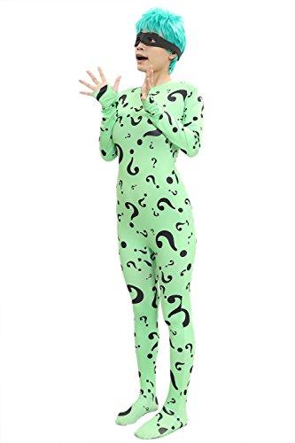 Overall Jumpsuit Kleidung Fancy Kleider Halloween Karnevals Cosplay Kostüm (Deathstroke Kostüm)