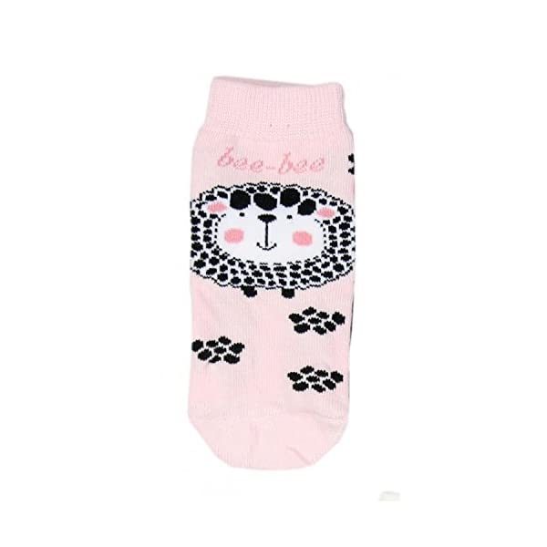 TupTam Calcetines Estampados de Colores para Niños, 6 Pares 3