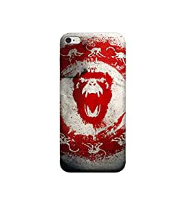 Ebby Premium Printed Back Case Cover With Full protection For Apple iPhone 6 / iPhone 6S (Designer Case)
