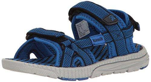Kamik Match Kindersandalen navy/blue37 EU,  Blau