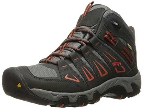 keen-mens-oakridge-mid-wp-high-rise-hiking-boots-grey-raven-burnt-ochre-10-uk