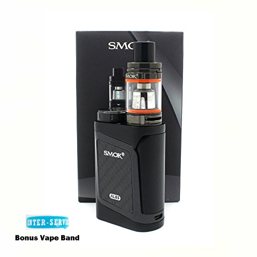 Original Smok al85 Kit Alien Baby 85 W TC tfv8 Kit couleur Pistolet Métal