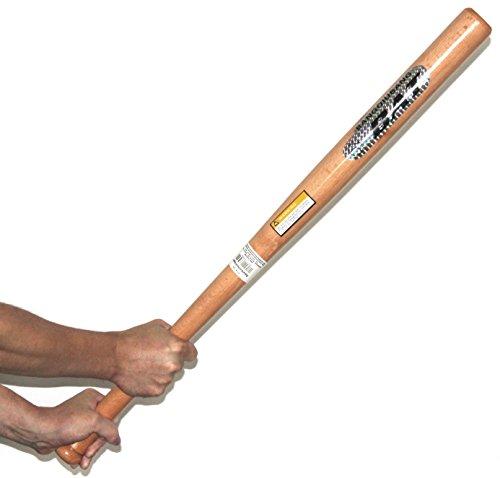 Baseballschläger -K&B Vertrieb- Baseball Bat Holzbaseballschläger Holzschläger Schläger 569 (1 Stück)
