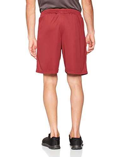 Joma Nobel, Short Allenamento Unisex Adulto Bordeaux