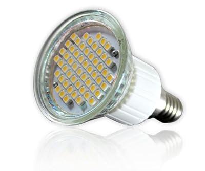 SMD SPOT E14 230V HI-POWER 54 SMD´s LEUCHTMITTEL LED LAMPE lux.pro® NEUHEIT von Luxpro auf Lampenhans.de