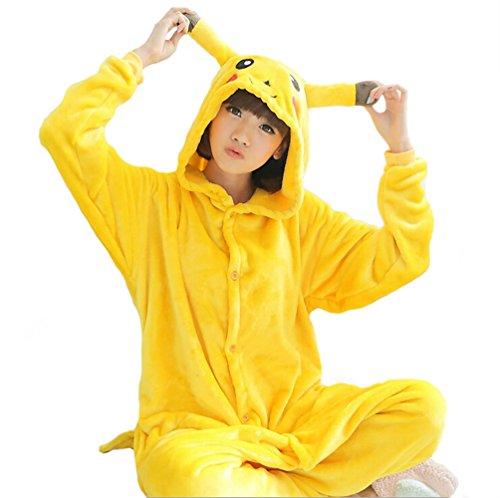 KMFEEL-Pijama-de-una-pieza-Manga-Larga-para-mujer