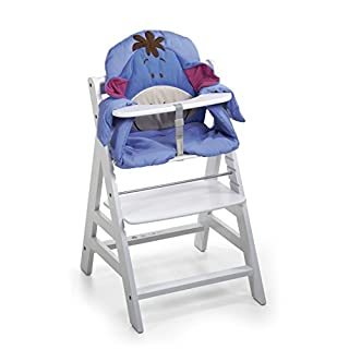 Hauck Highchairpad Deluxe - Cojín para trona, respaldo de 35 x 35 cm, asiento de 44 x 25 cm, Eeyore (B000YW4SA2) | Amazon price tracker / tracking, Amazon price history charts, Amazon price watches, Amazon price drop alerts