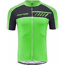 Uglyfrog Maglia Ciclismo 2018 Estate Uomo Modo Di Sport Esterni Di Panno Morbido Ciclismo Magliette Triathlon Abbigliamento DXMZ06