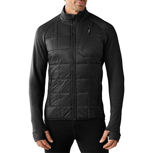Smartwool Herren Funktionsjacke Corbet 120 Jacket Schwarz