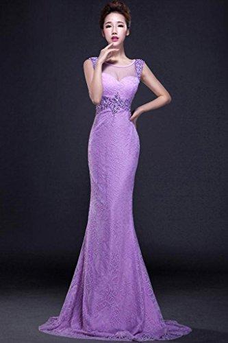 Vimans -  Vestito  - fasciante - Donna Purple