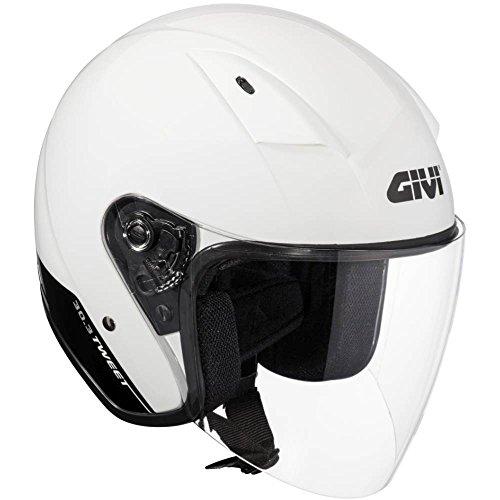 GIVI HPS 30.3Tweet Casco Moto Demi Jet