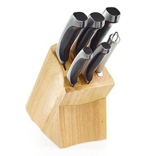 Lot de 6 couteaux de cuisine de qualité...